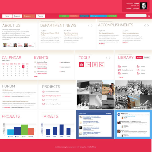 Dept-Page – Leading SharePoint Company in Pune, India